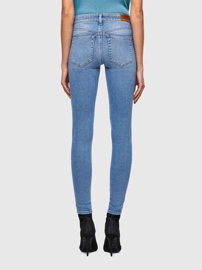 Diesel - Slandy 009ZY, Light Blue - Jeans - Image 2