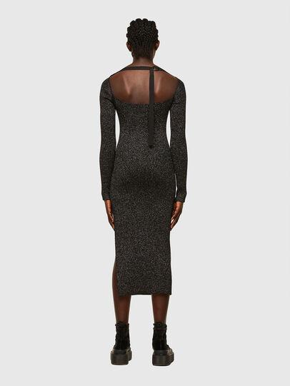 Diesel - M-AMETRINE, Black - Dresses - Image 2