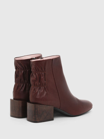Diesel - JAYNET MAB, Brown - Ankle Boots - Image 3