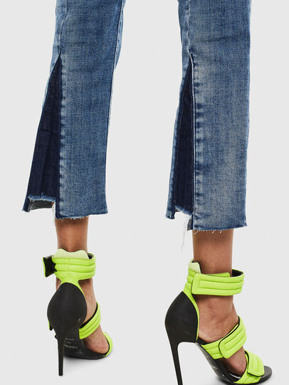 Diesel - D-Ebbey 009AA, Medium blue - Jeans - Image 6