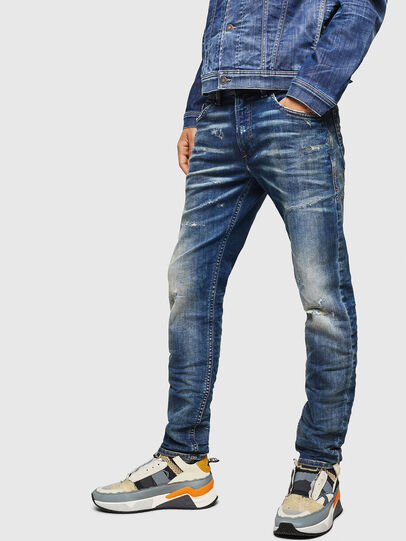Diesel - Thommer JoggJeans 0870Q,  - Jeans - Image 4