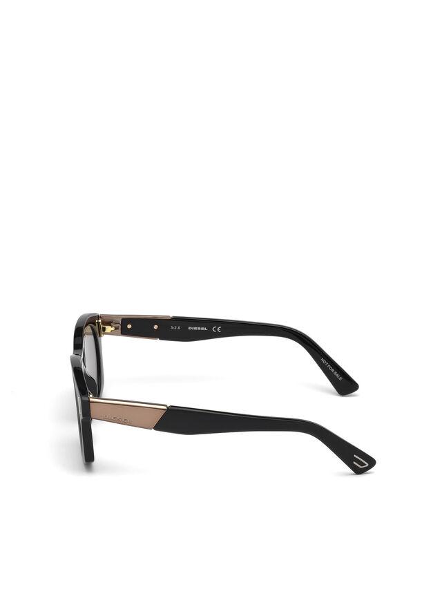 Diesel - DL0226, Black - Eyewear - Image 4