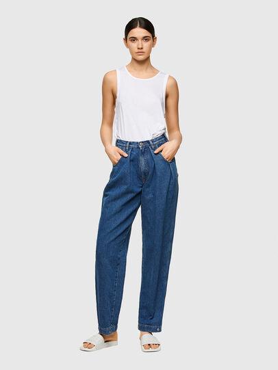 Diesel - D-Concias 009VZ, Medium blue - Jeans - Image 5