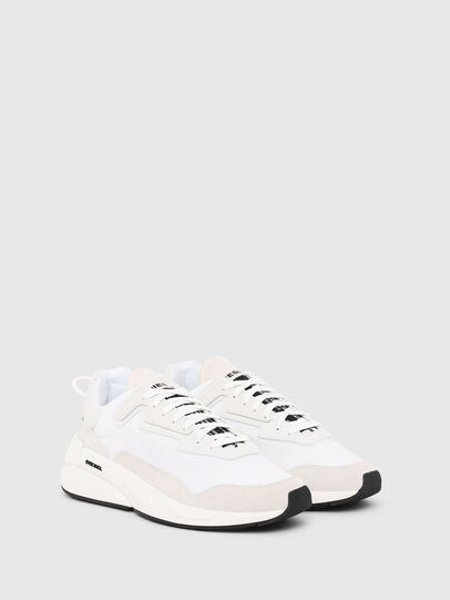 Diesel - S-SERENDIPITY LC, White - Sneakers - Image 2