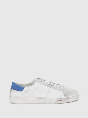 S-MYDORI LC, White/Blue