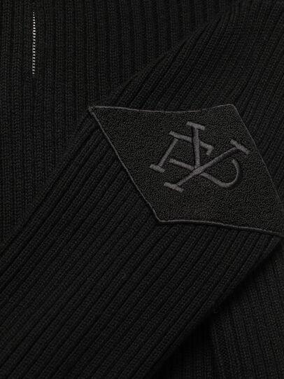 Diesel - GR02-N301, Black - Knitwear - Image 4