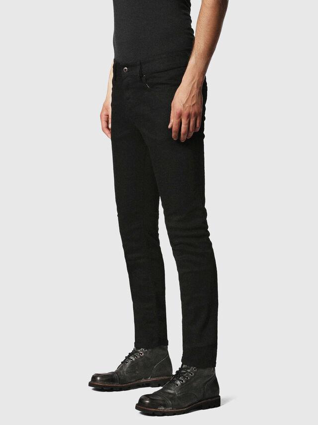 Sleenker 0886Z, Black/Dark grey