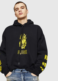 S-ALBY-A1, Black/Yellow