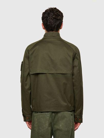 Diesel - J-HARRY, Dark Green - Jackets - Image 2