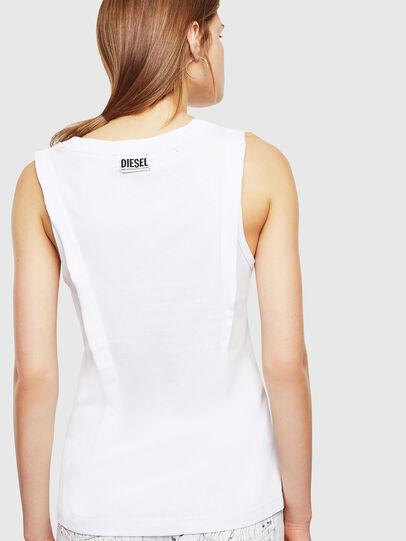 Diesel - T-TRIXY, White - T-Shirts - Image 2