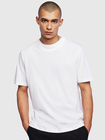 Diesel - T-HUSTY, White - T-Shirts - Image 1