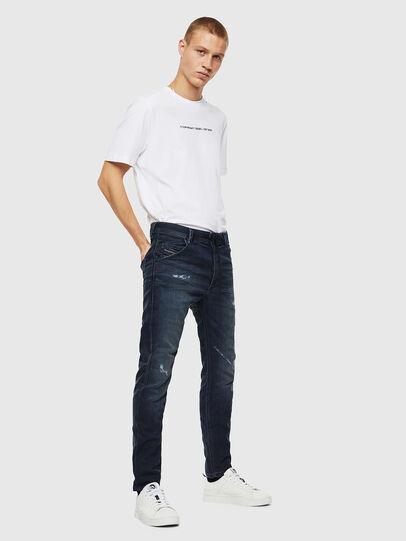 Diesel - Krooley JoggJeans 069KB, Dark Blue - Jeans - Image 6