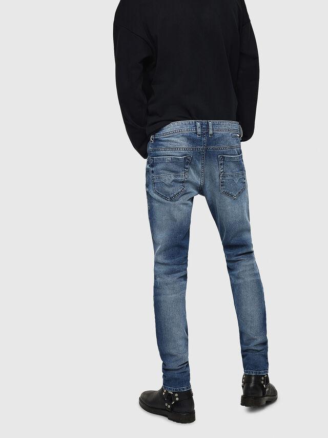 Diesel - Thommer 0853P, Light Blue - Jeans - Image 2