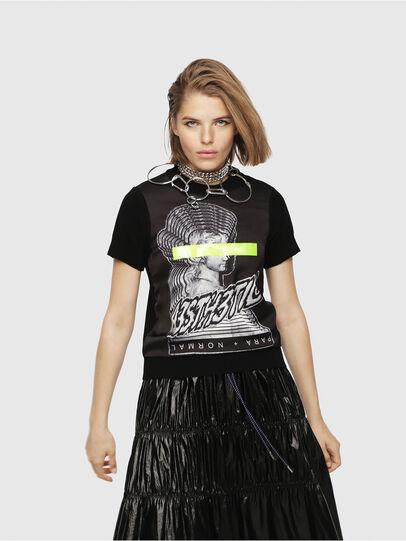 Diesel - M-UNDER,  - Knitwear - Image 1