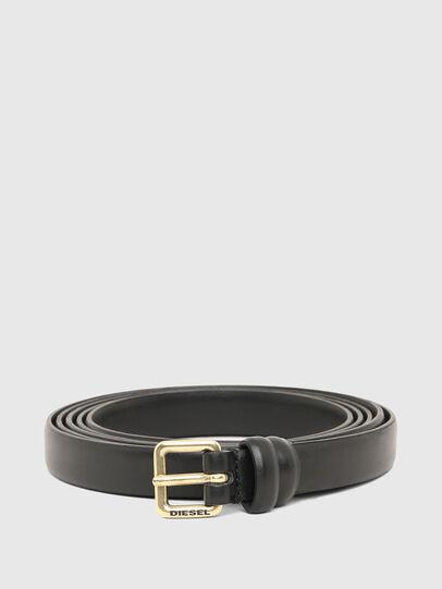 Diesel - B-DOUBLEWRAP, Black - Belts - Image 1