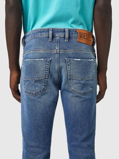 Diesel - Krooley JoggJeans® Z69VK, Medium blue - Jeans - Image 4