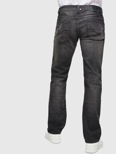 Diesel - Larkee C82AT, Black/Dark grey - Jeans - Image 2