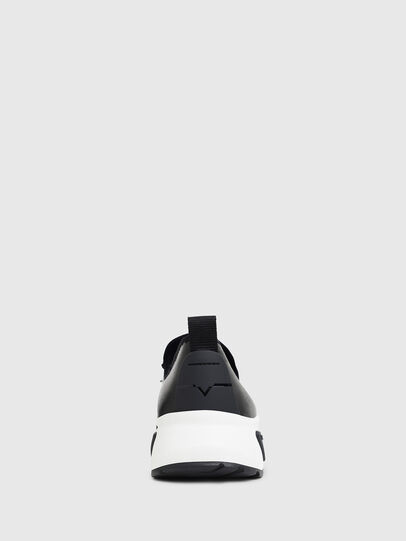 Diesel - S-KBY, Black Leather - Sneakers - Image 6