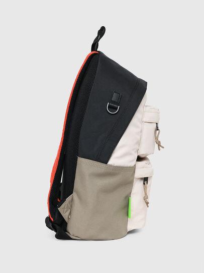 Diesel - RODYO FP, White/Orange - Backpacks - Image 3