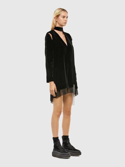 Diesel - D-LABIN, Black - Dresses - Image 6