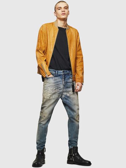 Diesel - L-DAVIDOV,  - Leather jackets - Image 6