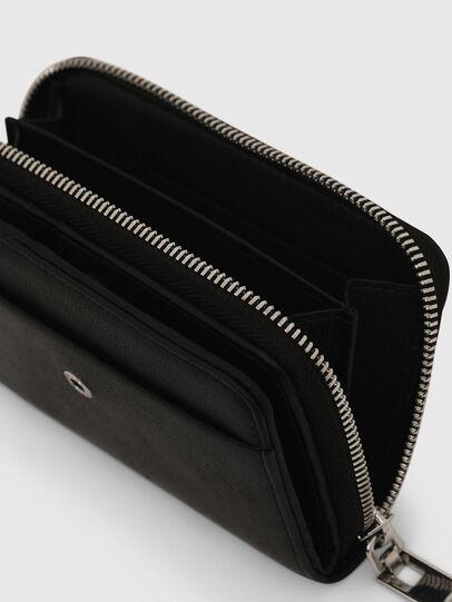 Diesel - BUSINESS II, Black - Small Wallets - Image 5
