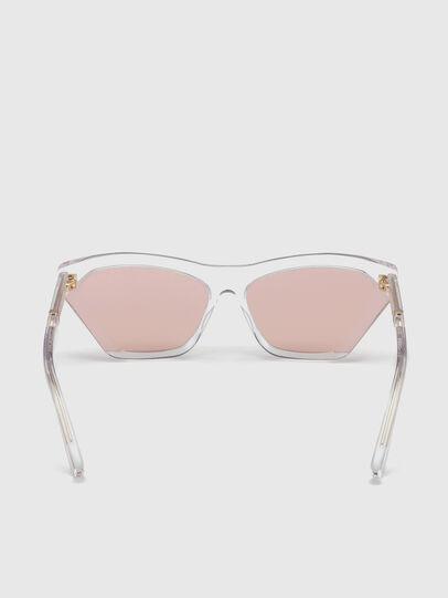 Diesel - DL0335, Pink - Sunglasses - Image 4