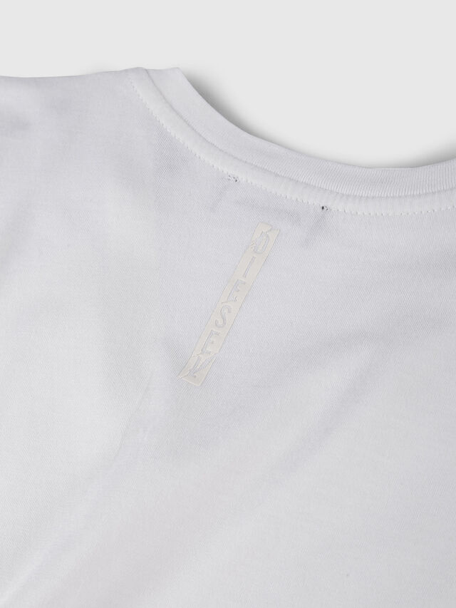 Diesel - TSHANE, White - T-shirts and Tops - Image 3