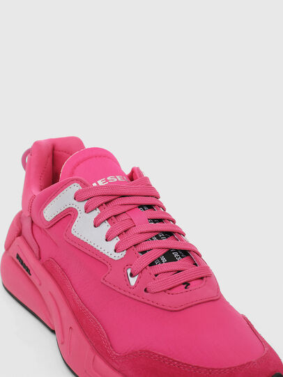 Diesel - S-SERENDIPITY LC W, Pink Fluo - Sneakers - Image 5