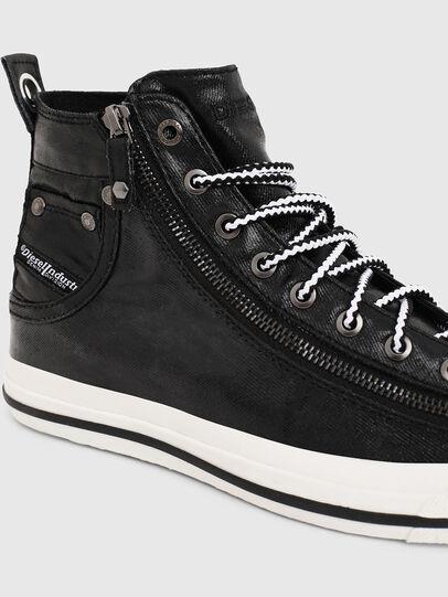 Diesel - EXPO-ZIP W, Black - Sneakers - Image 4