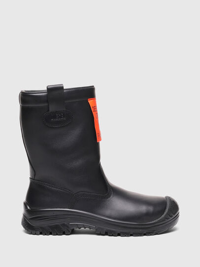 Diesel - H-WOODKUT CH, Black - Boots - Image 1