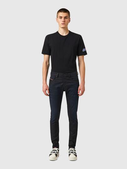 Diesel - D-Strukt JoggJeans® 069XN, Black/Dark grey - Jeans - Image 5