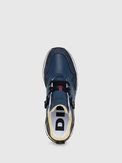 Diesel - S-BRENTHA LC, Blue - Sneakers - Image 4