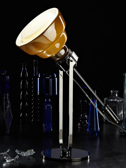 Diesel - GLAS TAVOLO CROMO,  - Table Lighting - Image 2