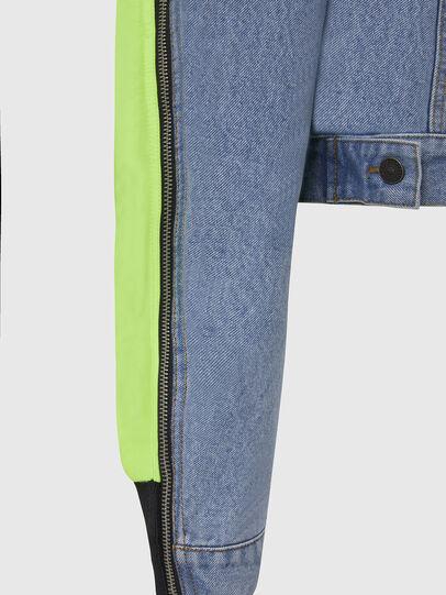 Diesel - G-DANIEL, Blue/Green - Jackets - Image 7