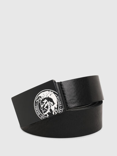 Diesel - B-MOQUE, Black - Belts - Image 2