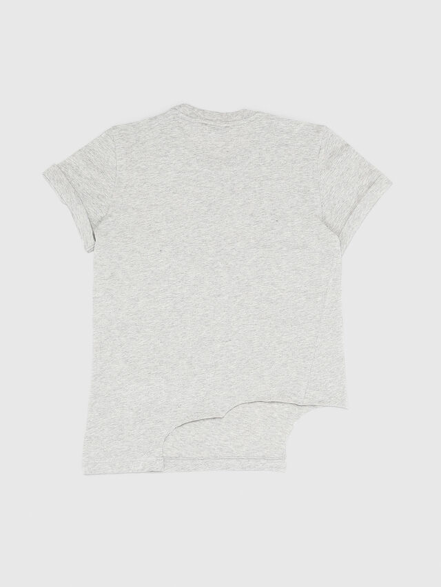 Diesel - TICRAI, Grey - T-shirts and Tops - Image 2