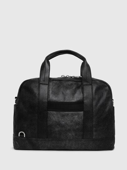 Diesel - BRIEFCORK, Black - Briefcases - Image 2
