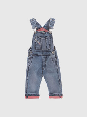 PJUMPIB JOGGJEANS, Medium blue - Jumpsuits