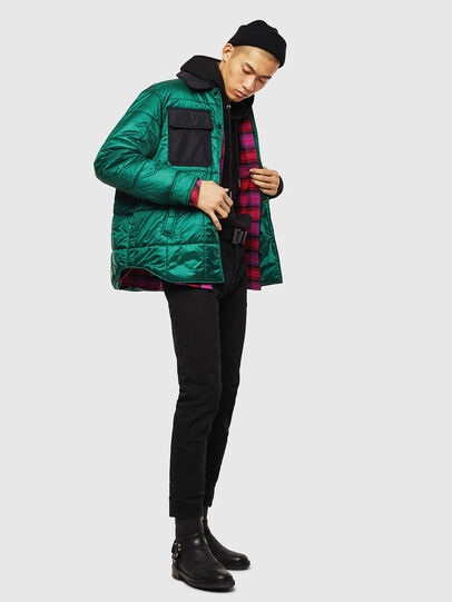 Diesel - J-WELLES,  - Winter Jackets - Image 6