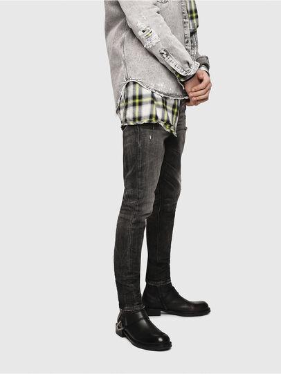 Diesel - D-Vider JoggJeans 0077S,  - Jeans - Image 3
