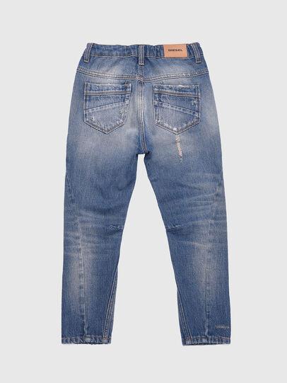 Diesel - FAYZA-J-N, Blue Jeans - Jeans - Image 2