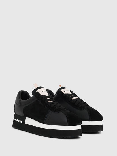 Diesel - S-PYAVE WEDGE, Black - Sneakers - Image 2