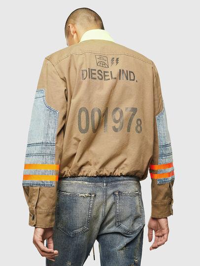 Diesel - J-STORCH,  - Jackets - Image 2