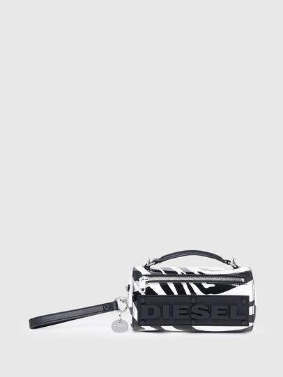 Diesel - CAYAC LT, White/Black - Crossbody Bags - Image 7