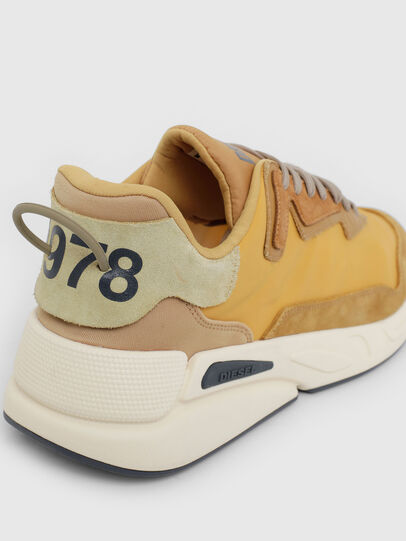Diesel - S-SERENDIPITY LC, Light Brown - Sneakers - Image 5