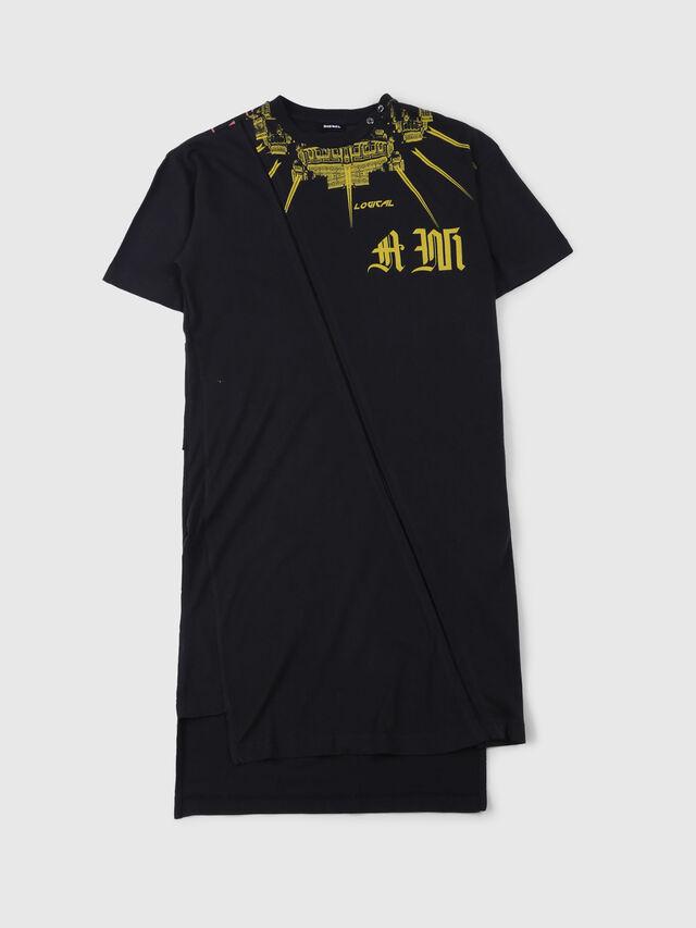Diesel - DLOI, Black - Dresses - Image 1