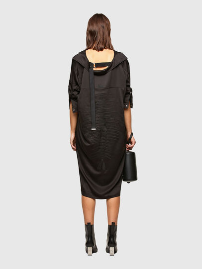 Diesel - D-NIA, Black - Dresses - Image 5