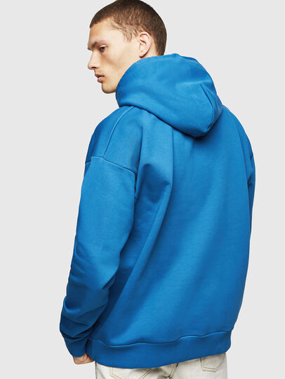 Diesel - S-DIVISION, Blue - Sweaters - Image 2