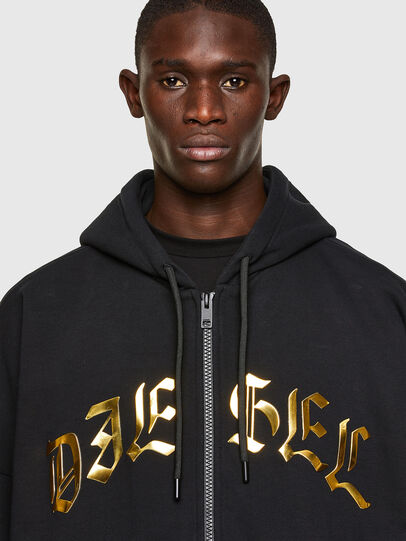Diesel - S-OXI-ZIP-A1,  - Sweaters - Image 3